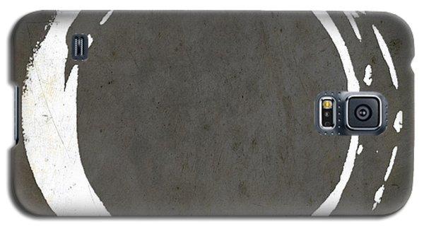 Enso No. 107 Gray Brown Galaxy S5 Case