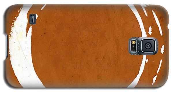Enso No. 107 Orange Galaxy S5 Case