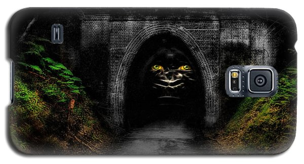 Enter If You Dare 01 Galaxy S5 Case by Kevin Chippindall