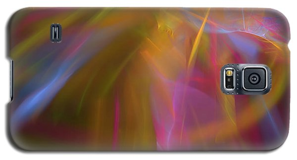 Galaxy S5 Case featuring the digital art Enter by Margie Chapman