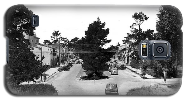 Entering Carmel By The Sea Calif. Circa 1945 Galaxy S5 Case