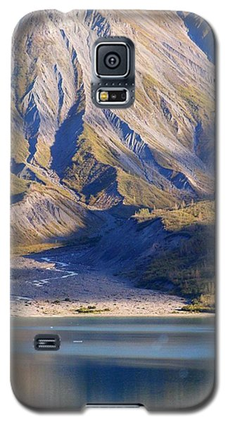 Entering Glacier Bay Alaska Galaxy S5 Case