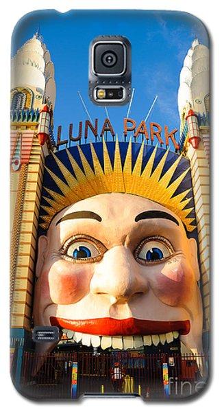 Entrance To Luna Park - Sydney - Australia Galaxy S5 Case