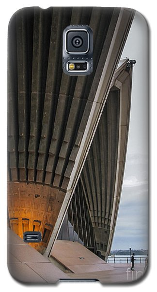 Entrance To Opera House In Sydney Galaxy S5 Case