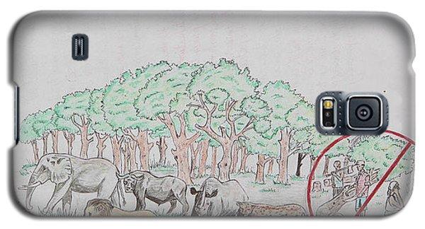 Environment Galaxy S5 Case