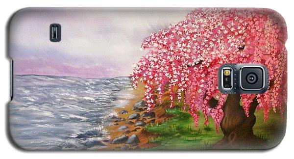 Ephemeral Nature Galaxy S5 Case
