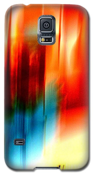 Epiphany Galaxy S5 Case by Jacqueline McReynolds
