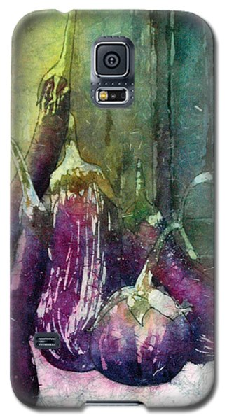 Epplant Or Aubergine Galaxy S5 Case