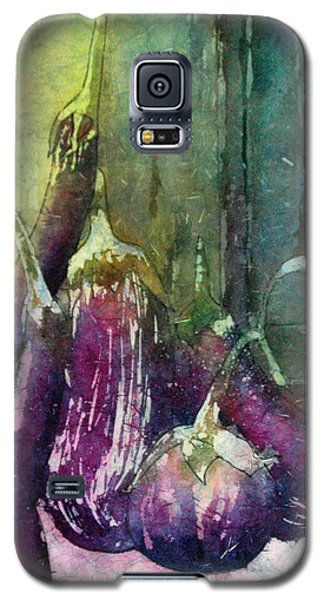 Epplant Or Aubergine Galaxy S5 Case