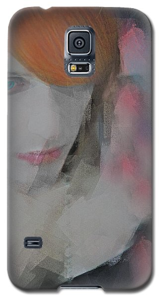 Equanimity Portrait Galaxy S5 Case