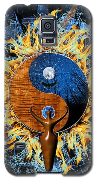 Equilibria Galaxy S5 Case