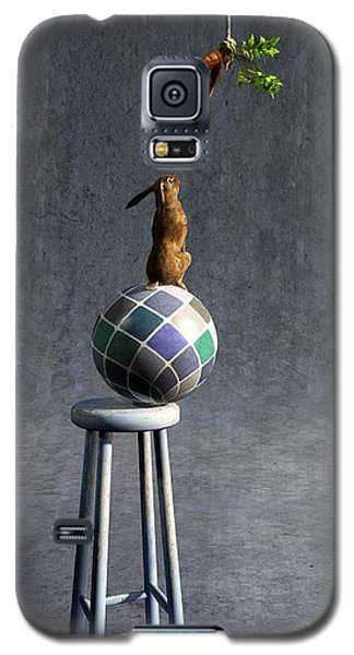 Equilibrium II Galaxy S5 Case by Cynthia Decker