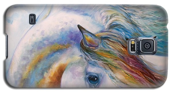 Equine Angel Galaxy S5 Case