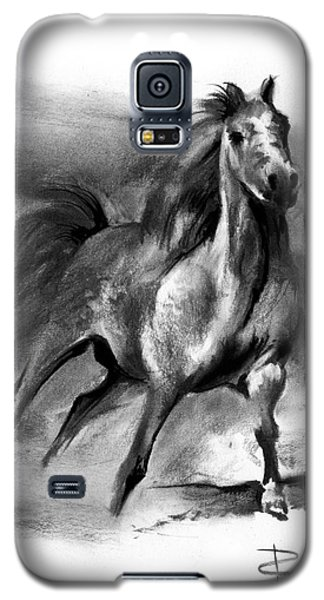 Equine II Galaxy S5 Case by Paul Davenport