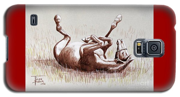 Equine Itch Galaxy S5 Case