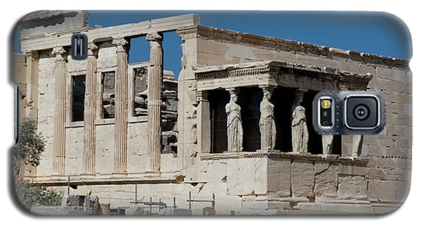 Erechtheion With The Porch Of Maidens Galaxy S5 Case