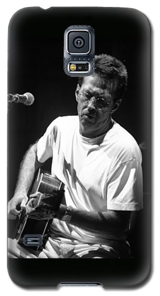 Eric Clapton Galaxy S5 Case - Eric Clapton 003 by Timothy Bischoff
