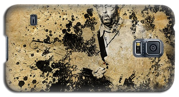 Eric Clapton Galaxy S5 Case - Eric Clapton 3 by Bekim Art