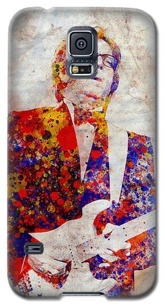 Eric Claptond Galaxy S5 Case