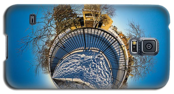 Erie Basin Marina Observation Tower Galaxy S5 Case
