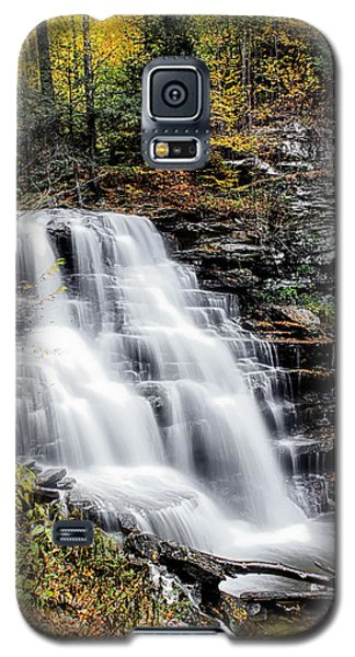Galaxy S5 Case featuring the photograph Erie Falls by David Stine