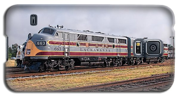 Erie Lackawanna F3 Ab - Streamliners At Spencer Galaxy S5 Case