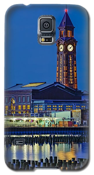 Erie Lackawanna Terminal Hoboken Galaxy S5 Case