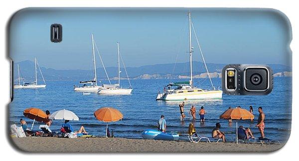 Erikousa Beach One Galaxy S5 Case
