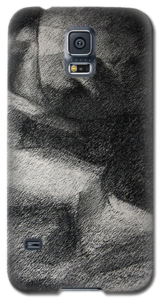 Erotic Sketchbook Page 1 Galaxy S5 Case