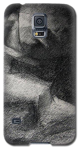 Erotic Sketchbook Page 1 Galaxy S5 Case