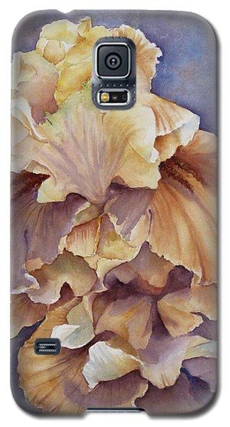 Eruption II--flower Of Rebirth Galaxy S5 Case