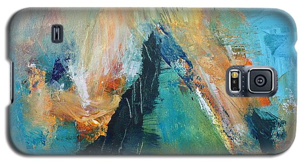 Eruption Galaxy S5 Case by Mary Sullivan