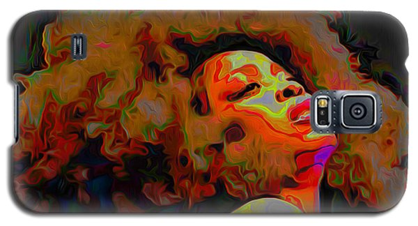 Erykah Badu Galaxy S5 Case