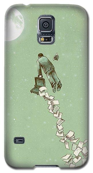 Escape Galaxy S5 Case by Eric Fan