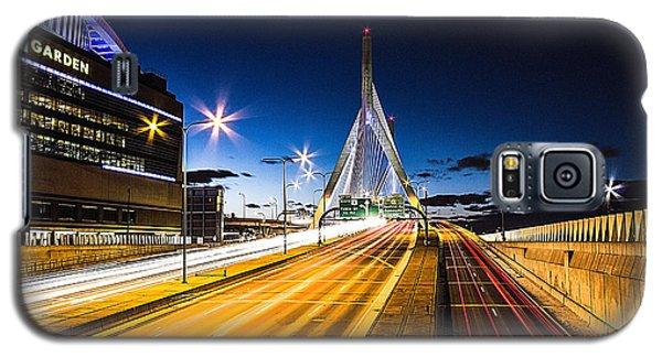 Escape To Boston Galaxy S5 Case