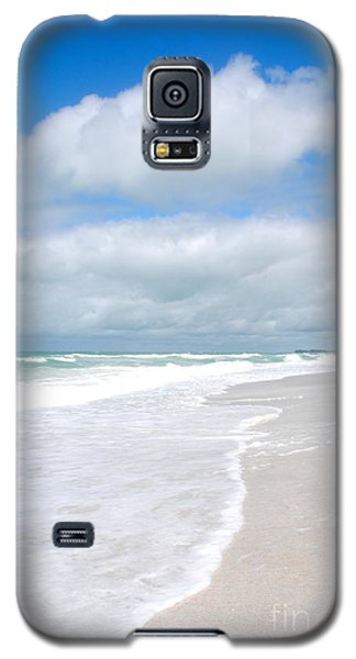 Escape To Paradise Galaxy S5 Case by Margie Amberge