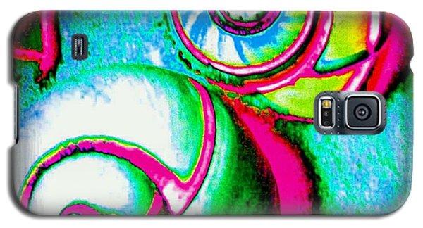 Escar A Go Go Galaxy S5 Case by Marianne Dow