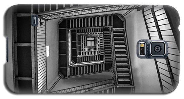 Escher Galaxy S5 Case