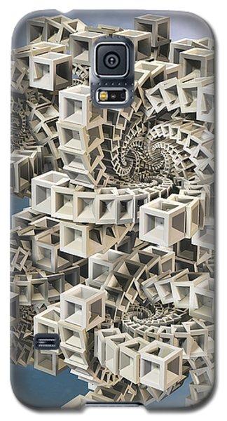 Escher's Construct Galaxy S5 Case