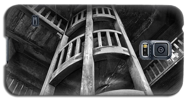 Galaxy S5 Case featuring the photograph Escher's Hideaway by John  Bartosik