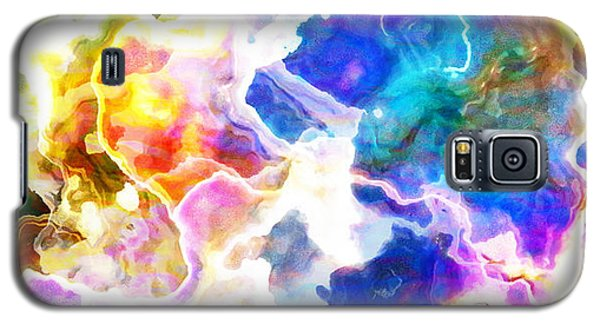 Essence - Abstract Art Galaxy S5 Case