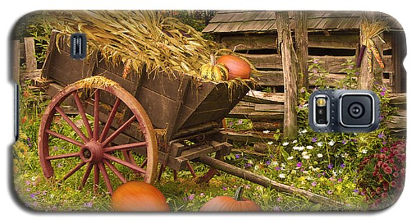 Essence Of Autumn  Galaxy S5 Case by Doug Kreuger