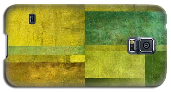 Essence Of Green Galaxy S5 Case