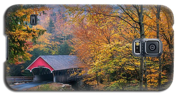 Essence Of New England - New Hampshire Autumn Classic Galaxy S5 Case