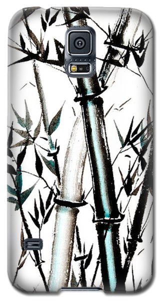 Galaxy S5 Case featuring the painting Essence Of Strength by Bill Searle