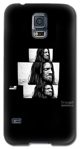 Estas Tonne's Face Galaxy S5 Case by Fei A