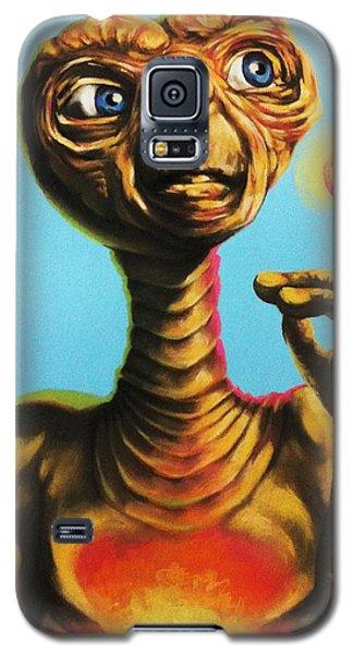 E.t. The Extra Terrestrial  Galaxy S5 Case