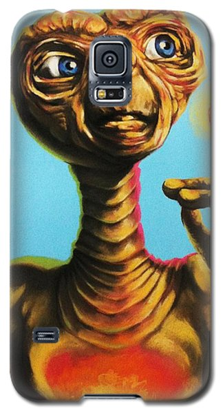 E.t. The Extra Terrestrial  Galaxy S5 Case