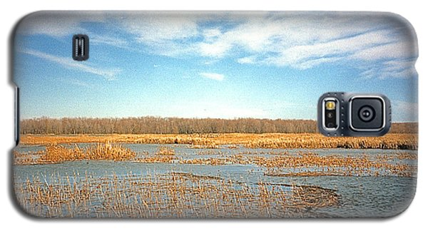 Galaxy S5 Case featuring the photograph Etang by Marc Philippe Joly