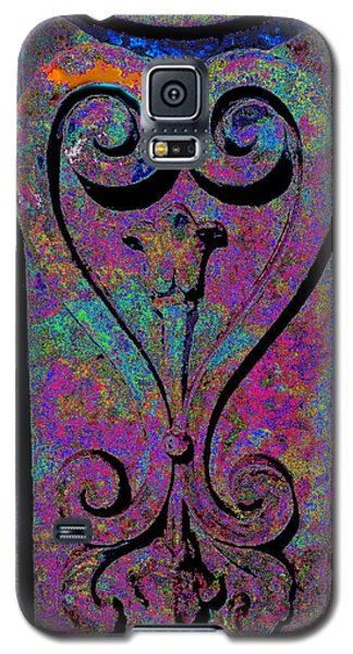 Etched Love Galaxy S5 Case